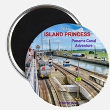 Island Princess - Magnet