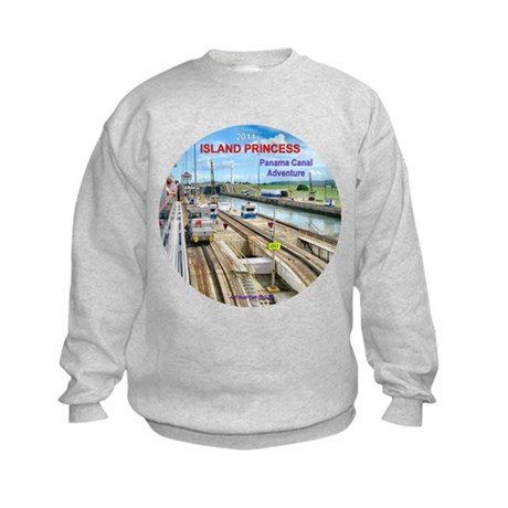 Island Princess - Kids Sweatshirt