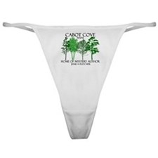 Cabot Cove Classic Thong