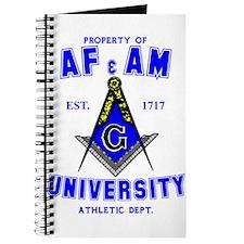 AF & AM University Journal