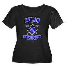 AF & AM University T