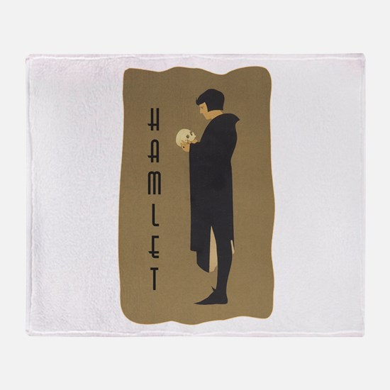 Hamlet Throw Blanket
