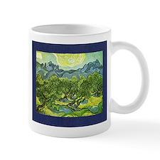 Van Gogh Olive Trees Mug