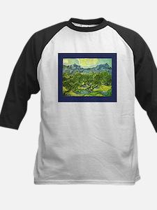 Van Gogh Olive Trees Tee