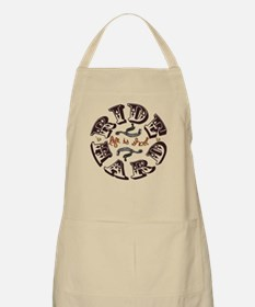"""Life is short, ride hard"" Apron"