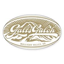 Galt's Gulch Decal