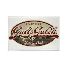 Galt's Gulch Rectangle Magnet (100 pack)