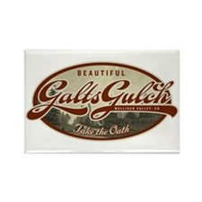 Galt's Gulch Rectangle Magnet