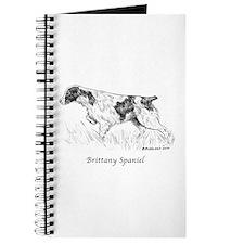 Brittany Spaniel Journal