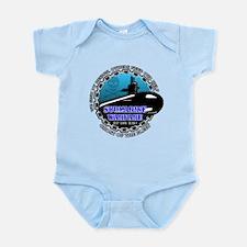 Deep Dark Deadly Infant Bodysuit