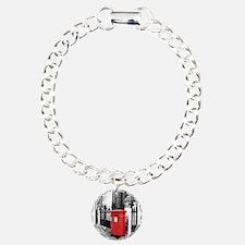 Red Letterbox Bracelet