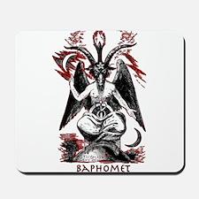 Baphomet Mousepad