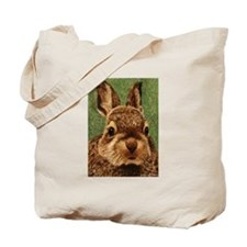 Baby Cottontail Tote Bag