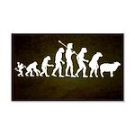 Modern Evolution 22x14 Wall Peel