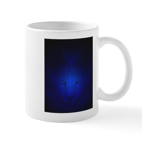 Blue Malaki Mug