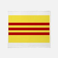 Cute Vietnamese Throw Blanket