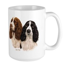English Springer Spaniel Ceramic Mugs