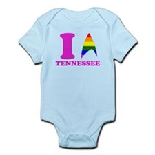 I Takei Tennessee Infant Bodysuit