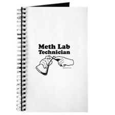 Meth Lab Technician - Journal