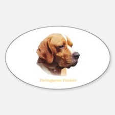 Portuguese Pointer Decal