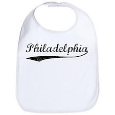 Vintage Philadelphia Bib