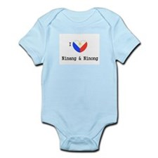 Cute Ninong Infant Bodysuit
