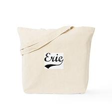 Vintage Erie Tote Bag