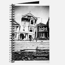 Earthquake, Fondations Give Way Journal
