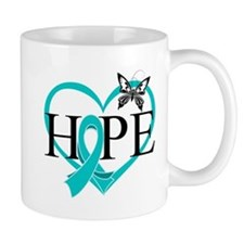 Ovarian Cancer Hope Mug