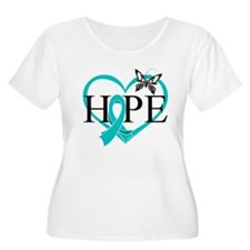 Ovarian Cancer Hope T-Shirt