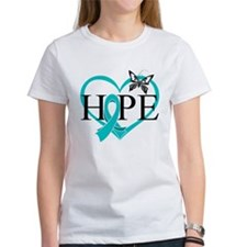 Ovarian Cancer Hope Tee