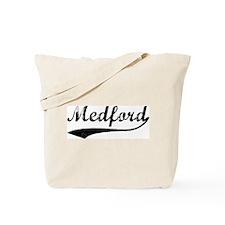 Vintage Medford Tote Bag