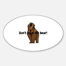 Cool Teen terrible twos Sticker (Oval)