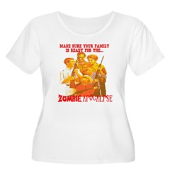Zombies-be ready T-Shirt