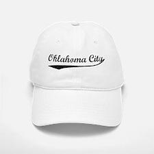 Vintage Oklahoma City Baseball Baseball Cap