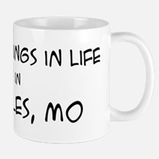 Best Things in Life: St. Char Mug