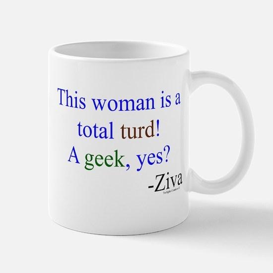 A Turd Geek Mug