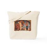 Egyptian Glassblower Tote Bag