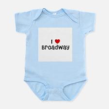 I * Broadway Infant Creeper