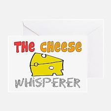 Food Love Whisperers Greeting Card