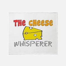 Food Love Whisperers Throw Blanket