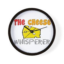 Food Love Whisperers Wall Clock