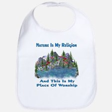 Nature Is My Religion Bib