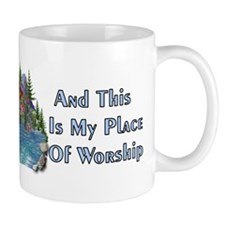 Nature Is My Religion Mug