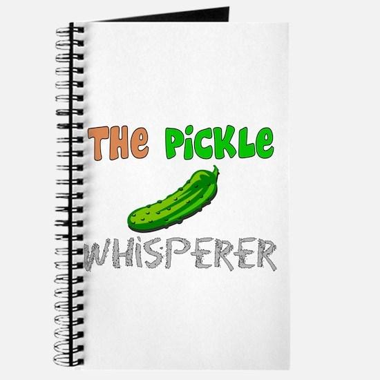 Food Love Whisperers Journal