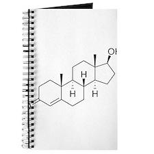 Testosterone Molecule Journal