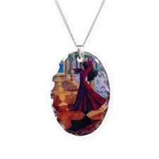 Spanish Dancer Necklace