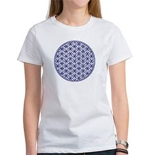 Women's T-shirt with Flower of Life