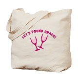 Cougar town Canvas Totes