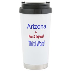 Arizona 3rd World Travel Mug